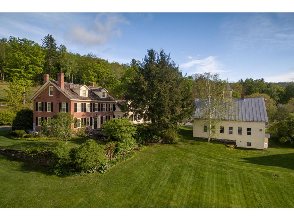 WOODSTOCK VT Home for sale $$3,900,000 | $790 per sq.ft.