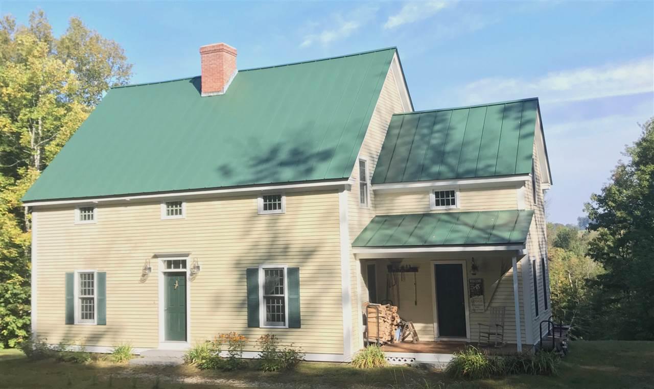 West Windsor VT Home or Farm Acres: 8.02   Beds: 4