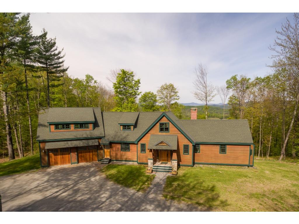 WOODSTOCK VT Home for sale $$1,195,000 | $474 per sq.ft.