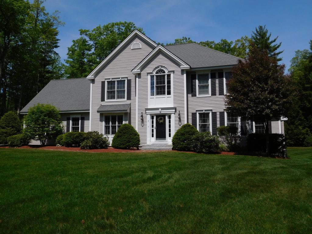 Merrimack Property Taxes