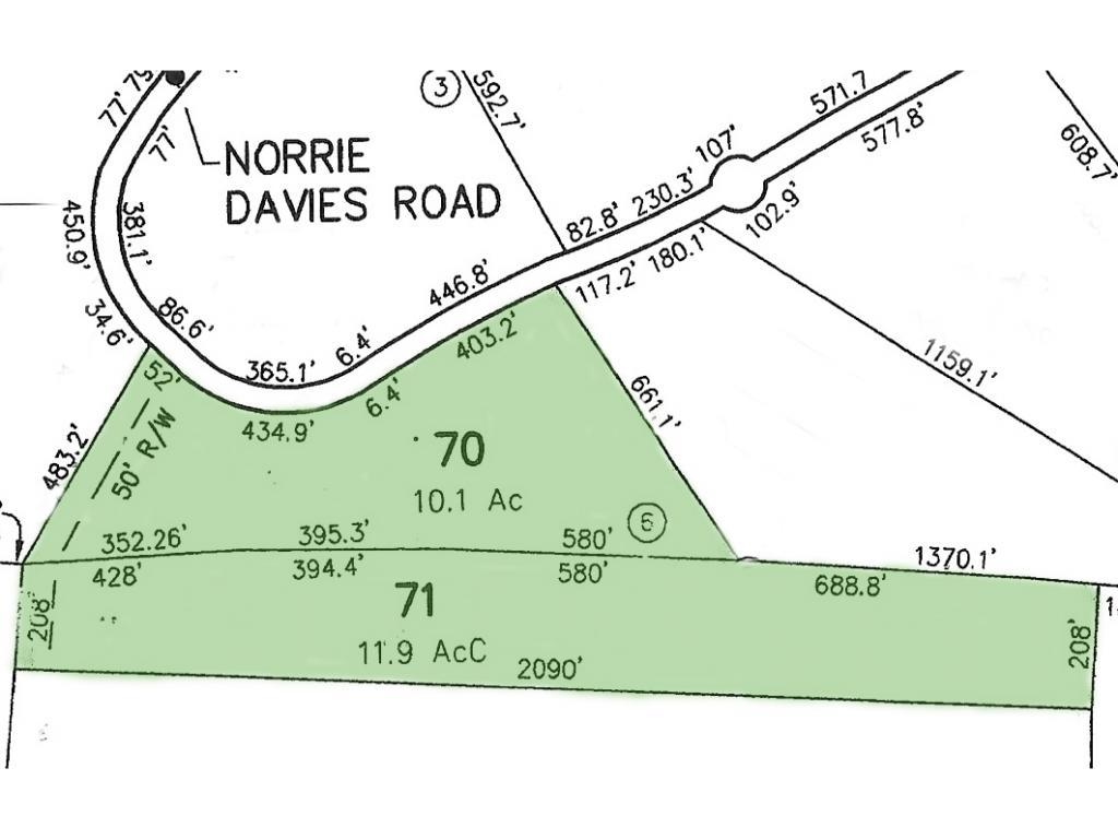 00 Norrie Davies Road, Cavendish, VT 05142