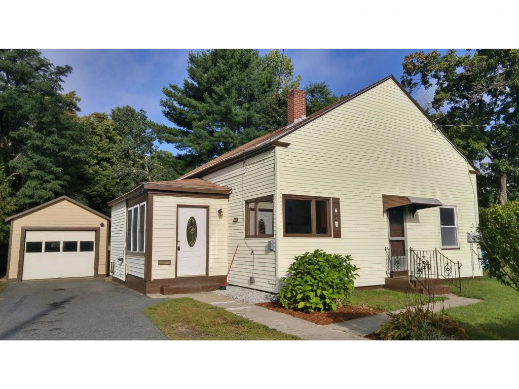 Claremont NH 03743 Home for sale $List Price is $105,900