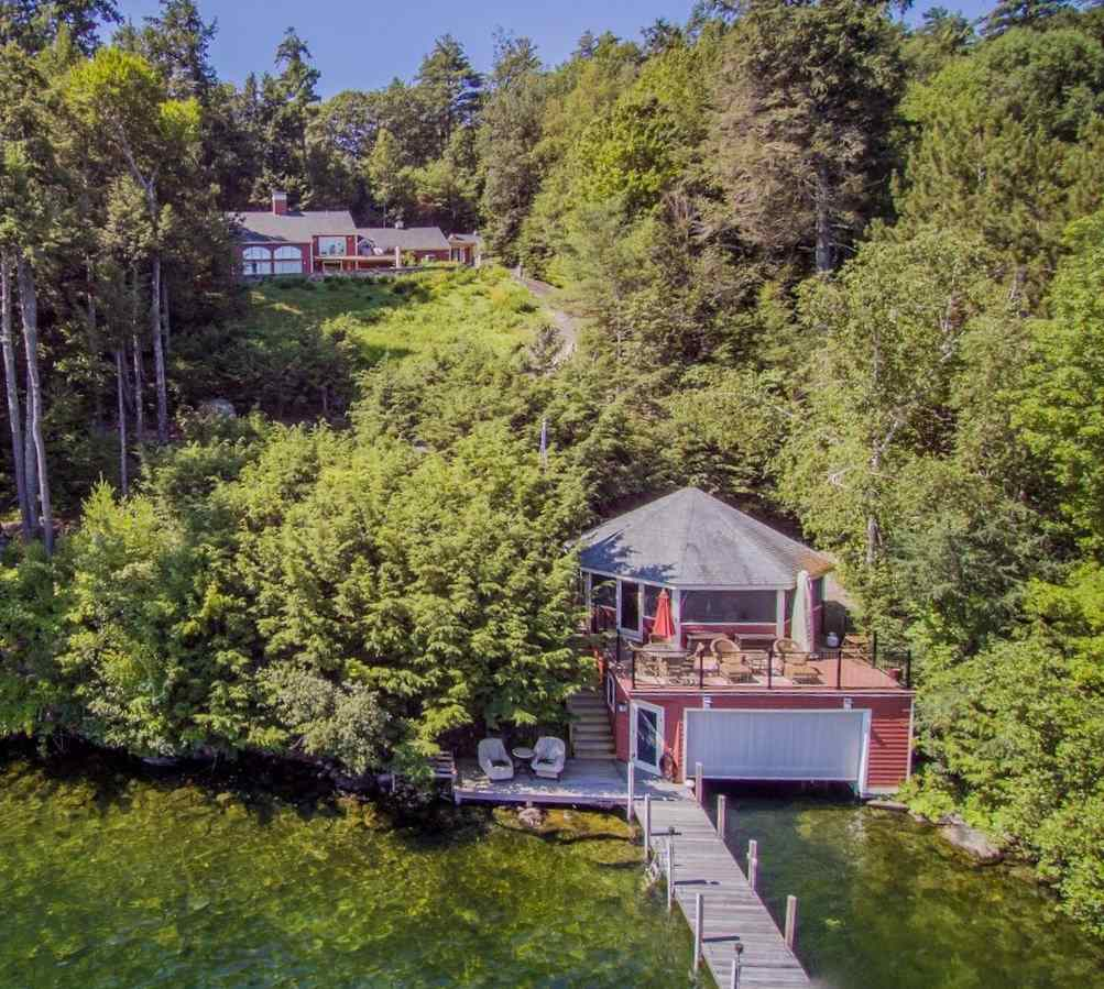WOLFEBORO NH Home for sale $1,675,000