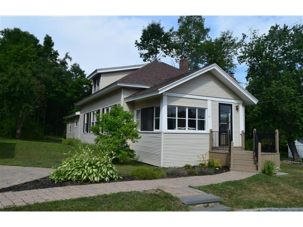 ASHLAND NH  Home for sale $184,900