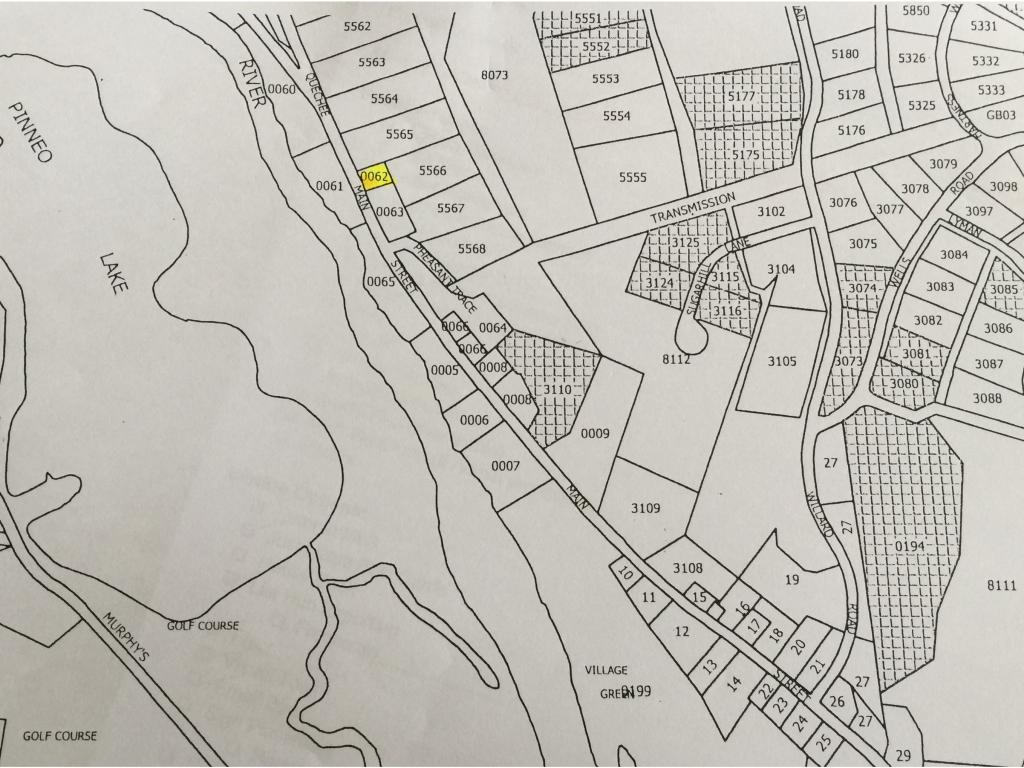VILLAGE OF QUECHEE IN TOWN OF HARTFORD VT LAND  for sale $$35,000 | 0.29 Acres  | Price Per Acre $120,689