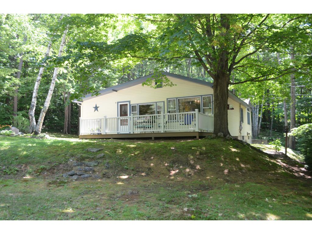 NEWBURY NH Home for sale $$165,000 | $121 per sq.ft.