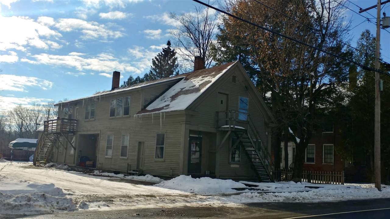 CLAREMONT NH Multi Family for sale $$135,000 | $47 per sq.ft.