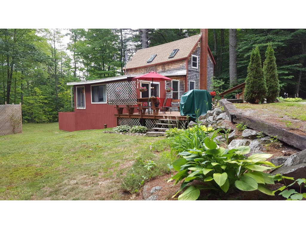 NEWBURY NH Home for sale $$160,000 | $125 per sq.ft.