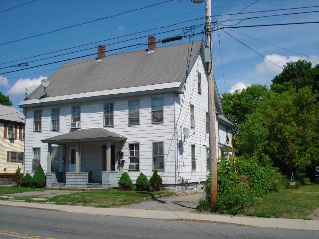 CLAREMONT NH Multi Family for sale $$139,900 | $32 per sq.ft.