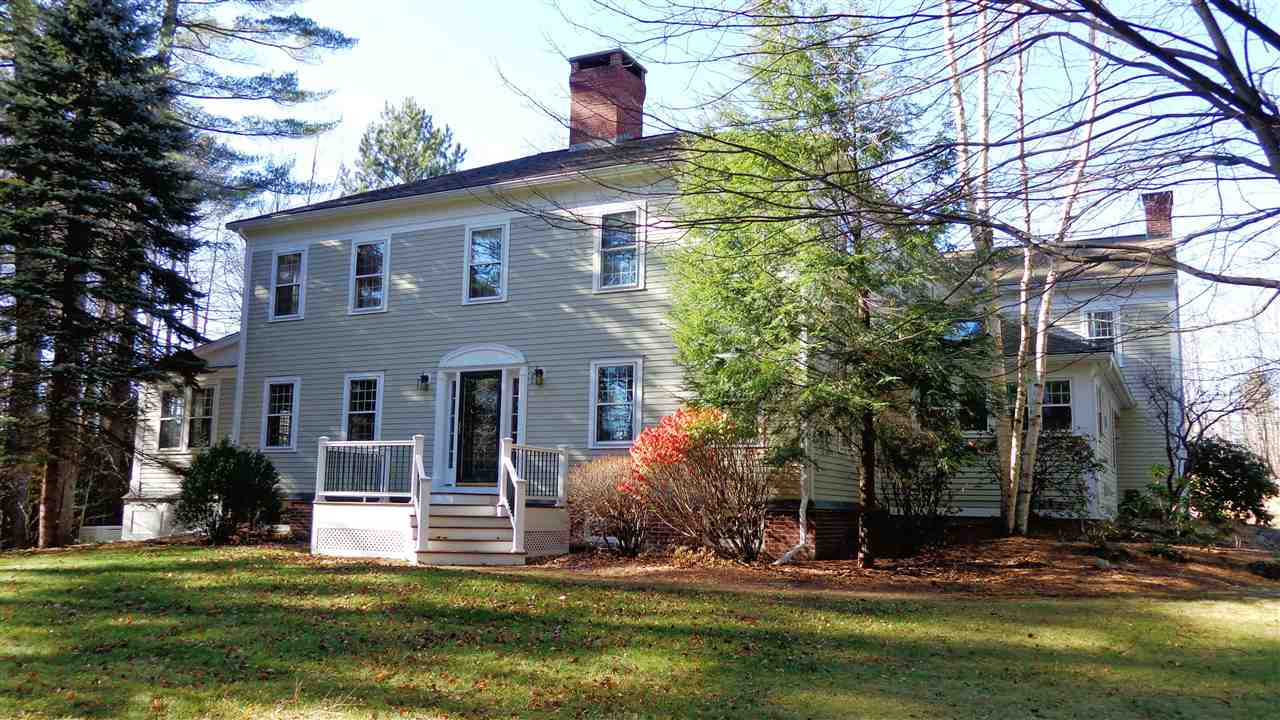 NEW LONDON NH Home for sale $$630,000 | $159 per sq.ft.