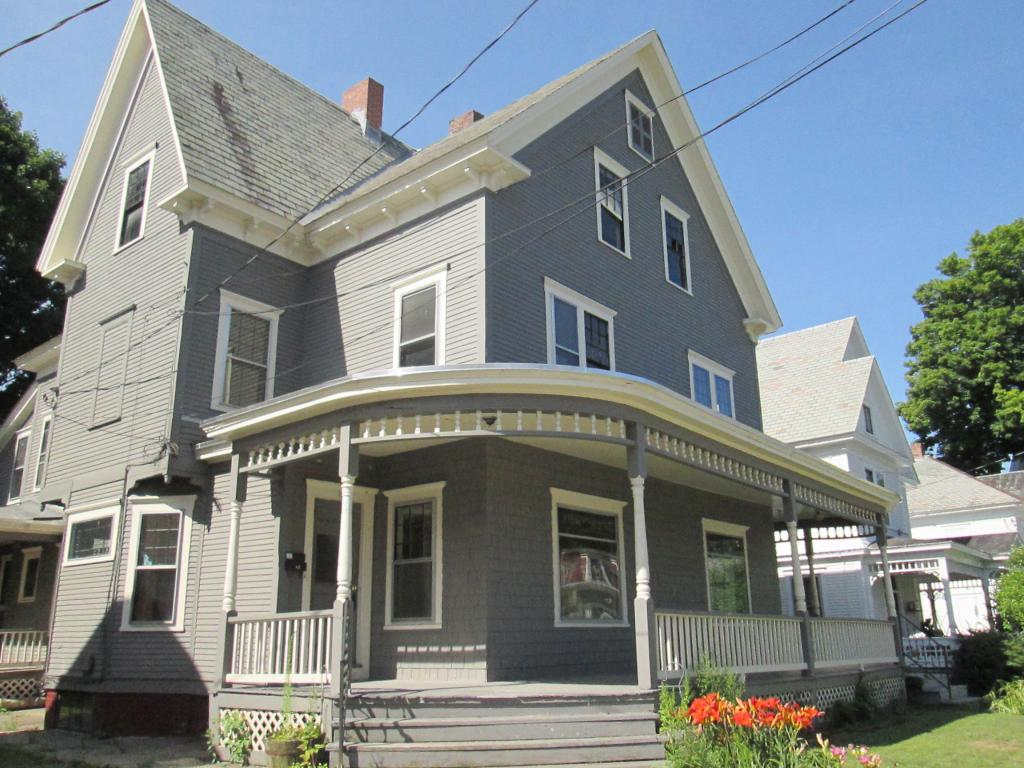 VILLAGE OF BELLOWS FALLS IN TOWN OF ROCKINGHAM VTMulti Family for sale $$125,000 | $43 per sq.ft.