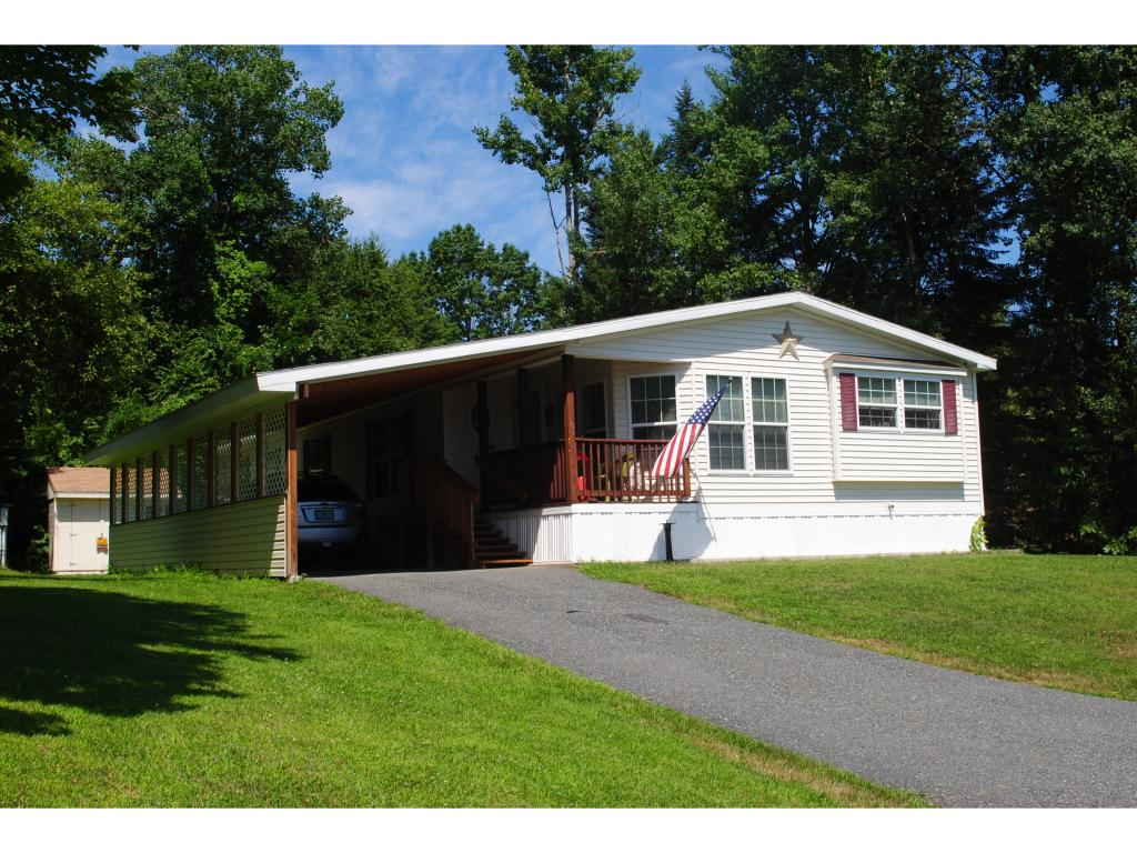 WEATHERSFIELD VT Mobile-Manufacured Home for sale $$72,900 | $47 per sq.ft.