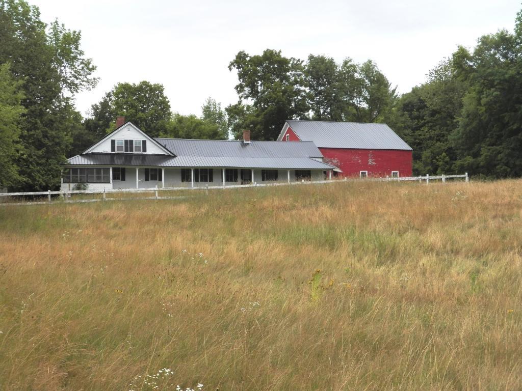 Milton Nh Horse Farm Property