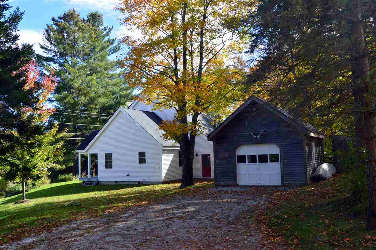 VILLAGE OF BELMONT IN TOWN OF MOUNT HOLLY VT Lake House for sale $$425,000 | $177 per sq.ft.