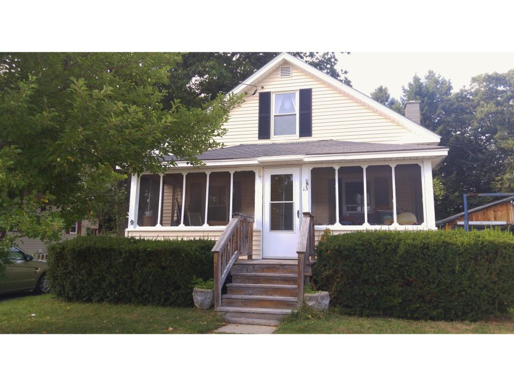 Claremont NHHome for sale $List Price is $113,000