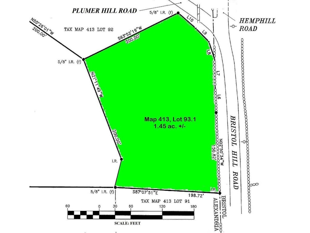 ALEXANDRIA NHLand / Acres for sale