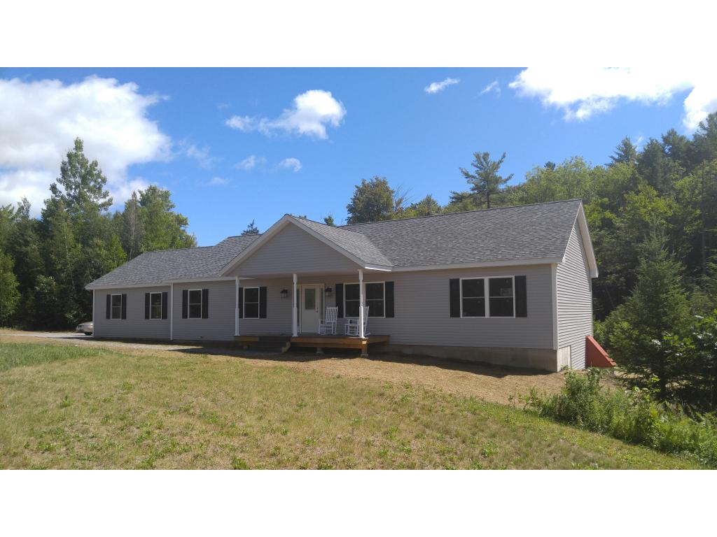 SPRINGFIELD NH Home for sale $$289,000 | $172 per sq.ft.