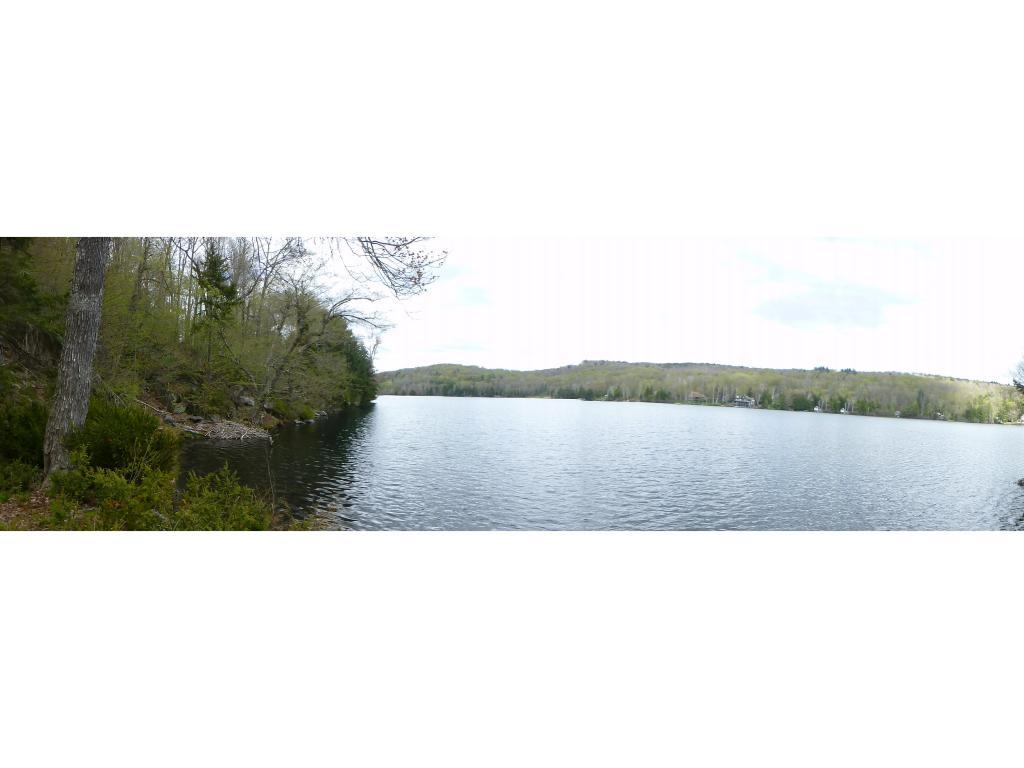 Lake Raponda's beautiful mountain lake offers...