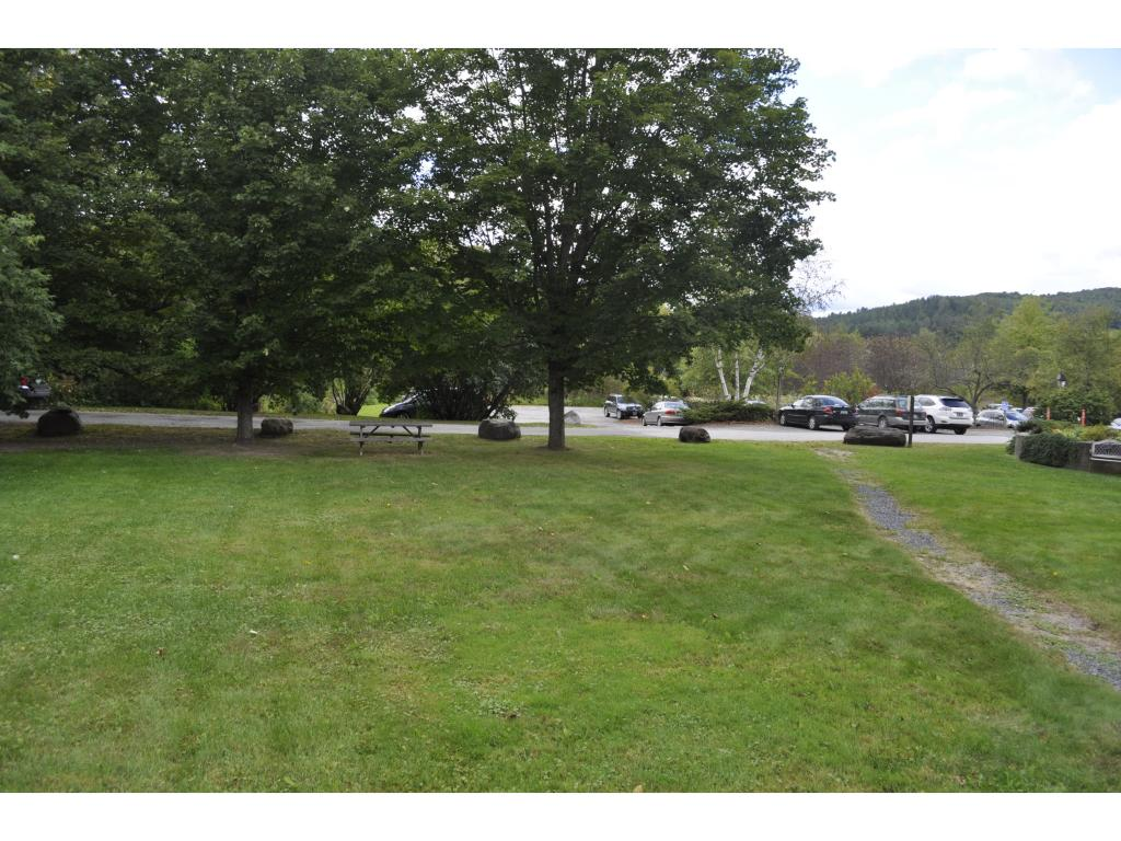 WOODSTOCK VT Commercial Property for sale $$130,000
