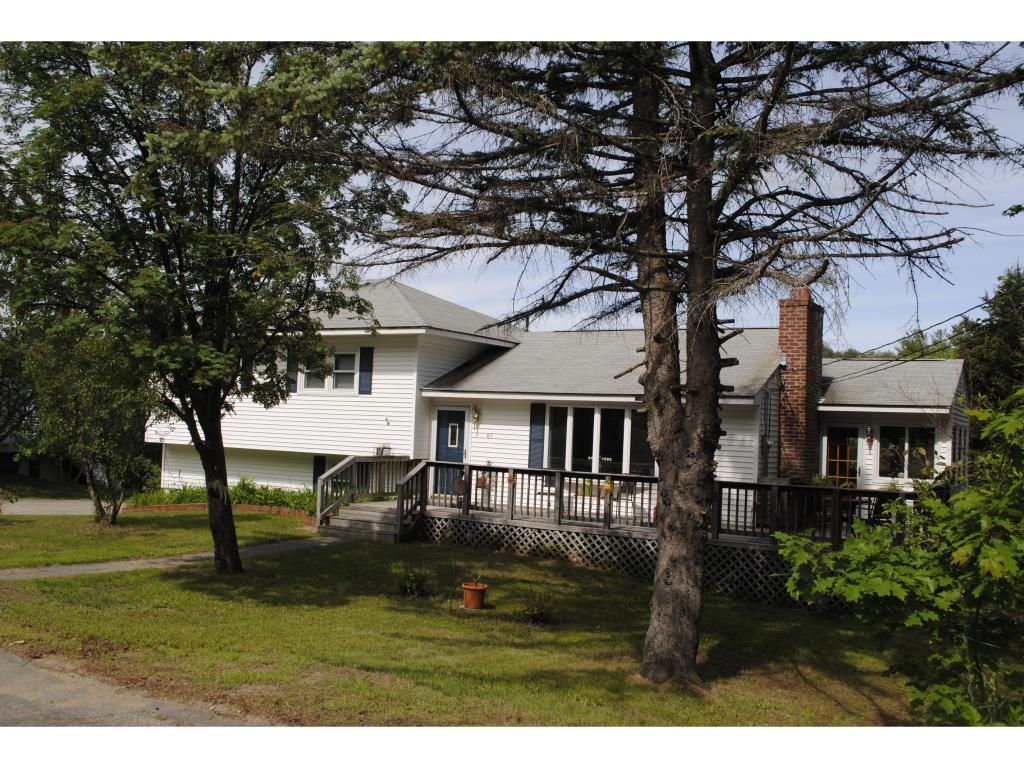 ASHLAND NH  Home for sale $249,900