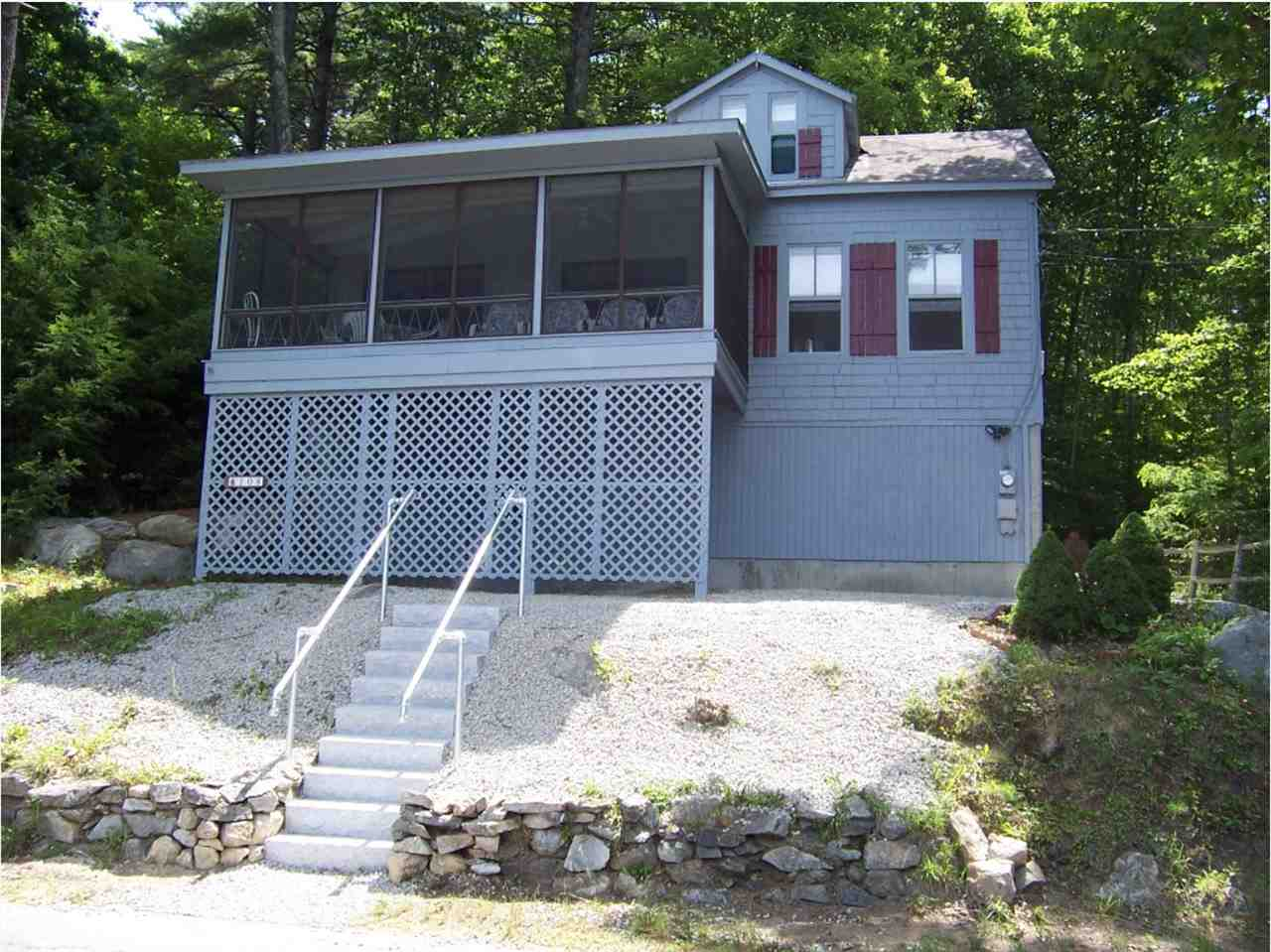 VILLAGE OF ALTON BAY IN TOWN OF ALTON NH  Home for sale $399,000