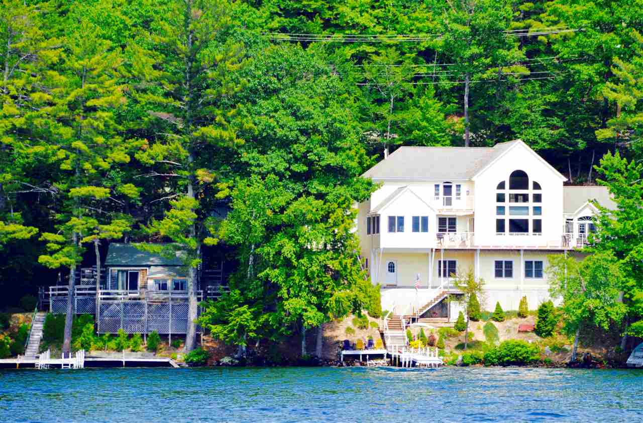 VILLAGE OF ALTON BAY NH IN TOWN OF ALTON NH Home for sale $1,588,000