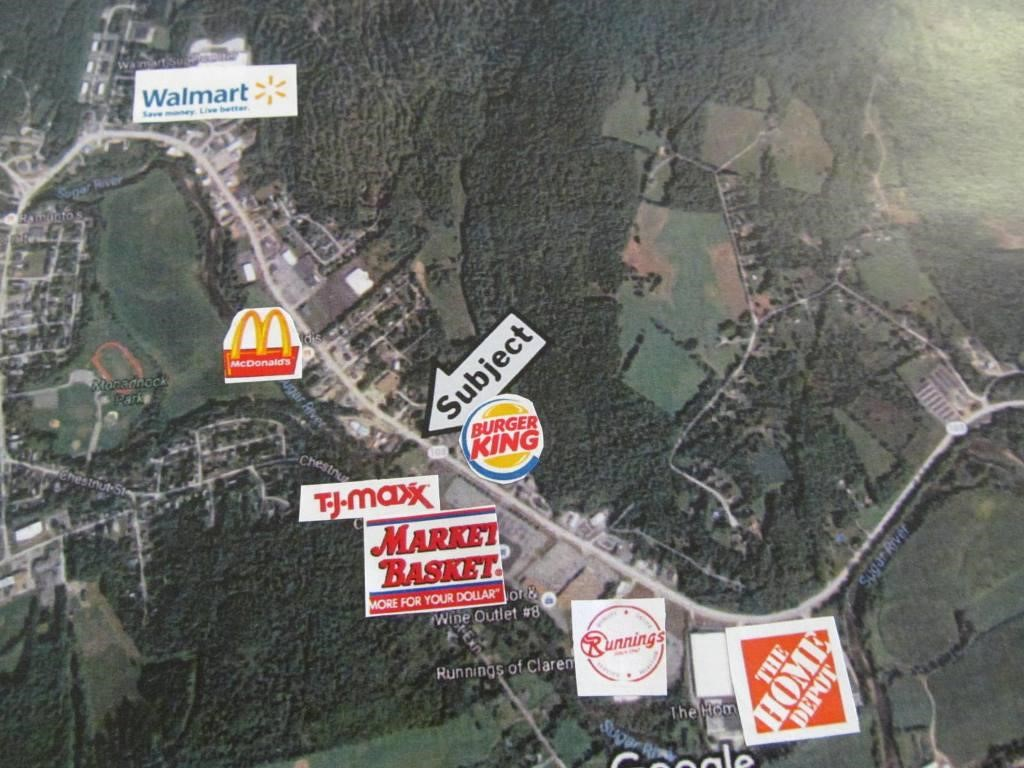 Claremont NH 03743 Commercial Property for sale $List Price is $589,000