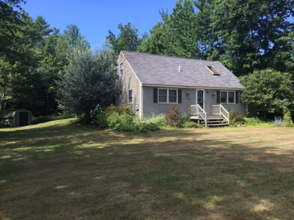 Barnstead NH Home for sale $$125,000 $100 per sq.ft.