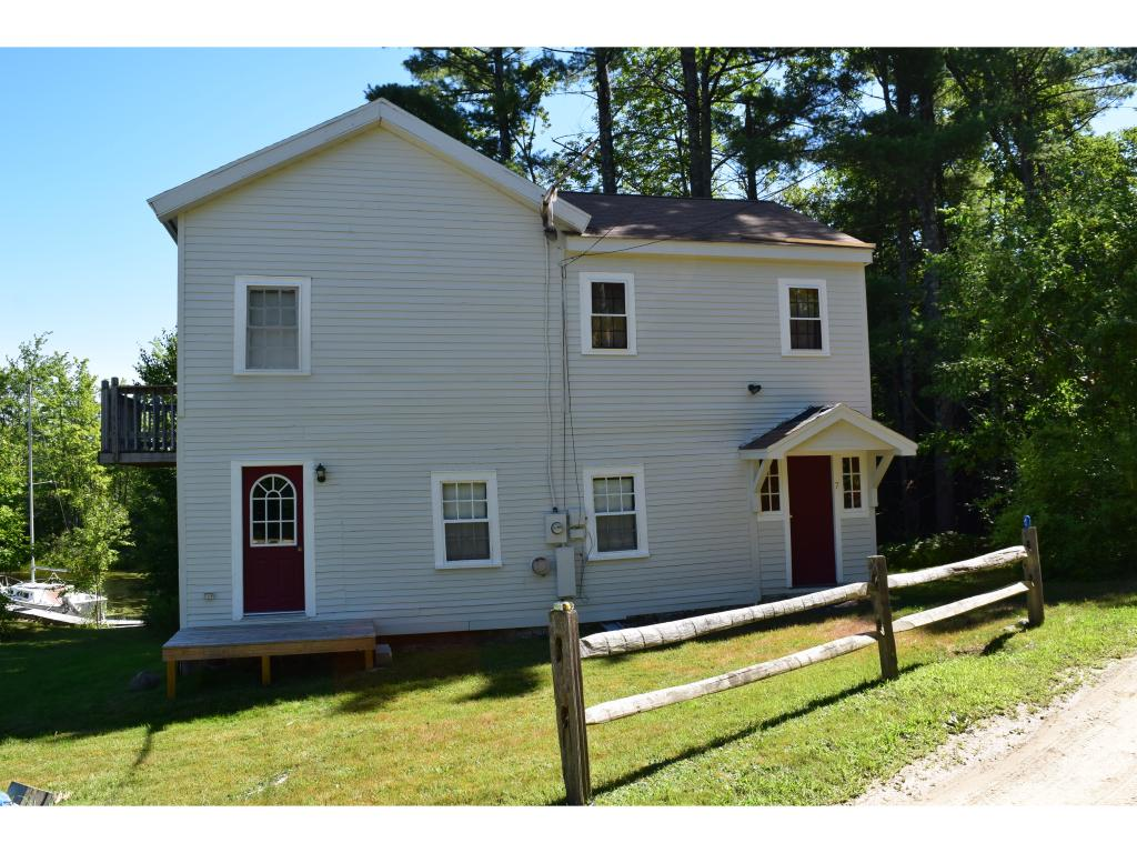 DEERFIELD NH Lake House for sale $$350,000 | $265 per sq.ft.