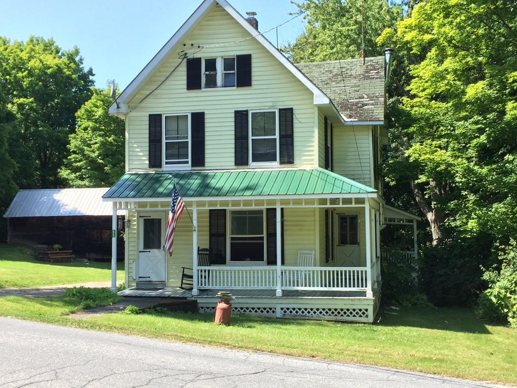 ORWELL VT Home for sale $$179,900 | $87 per sq.ft.