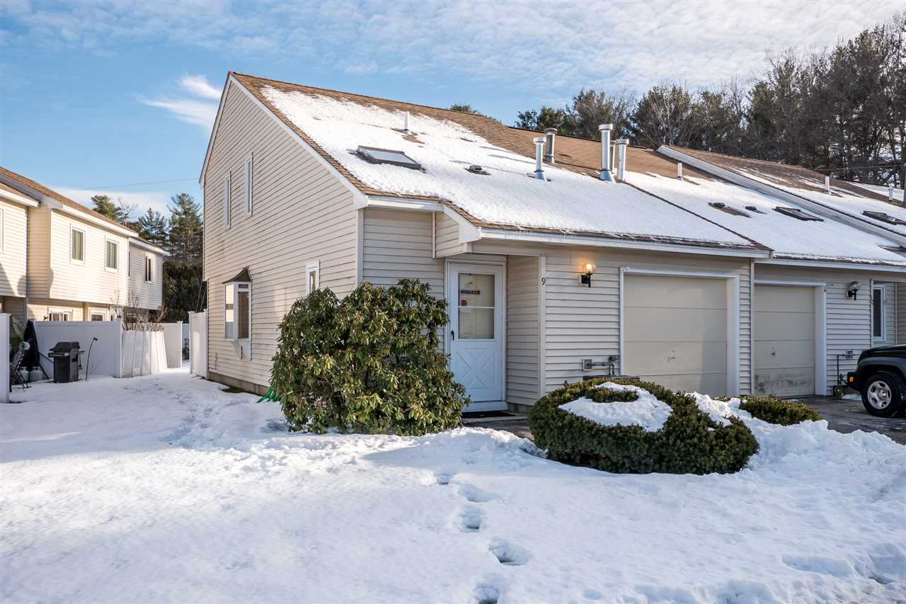 MILFORD NH Condo for sale $$132,000 | $120 per sq.ft.