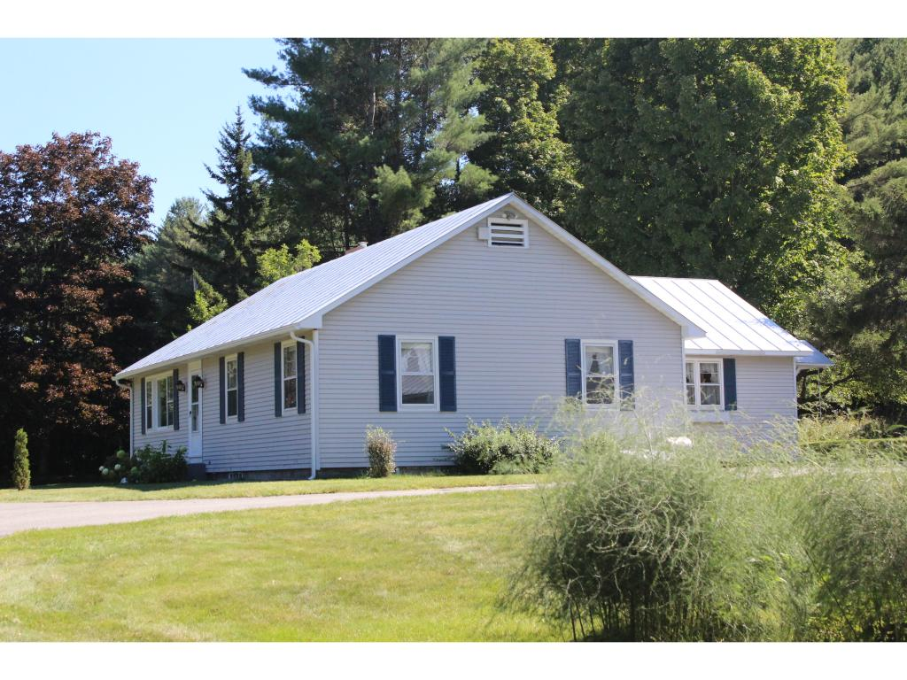 WOODSTOCK VT Home for sale $$395,000 | $230 per sq.ft.