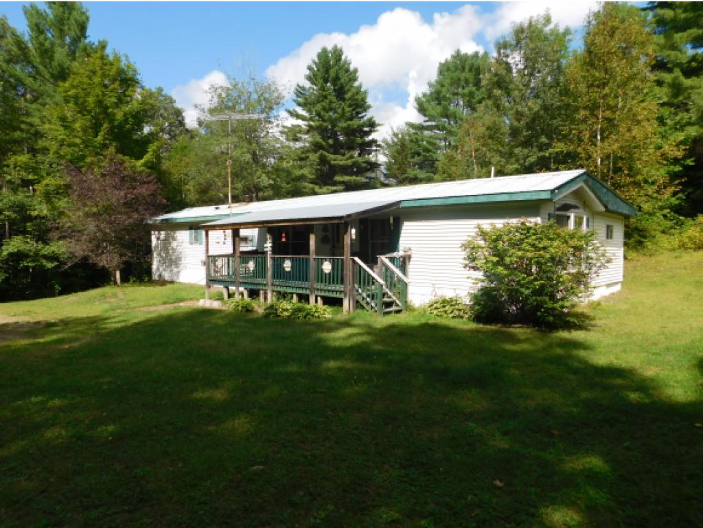 TOPSHAM VT Home for sale $$90,000 | $57 per sq.ft.