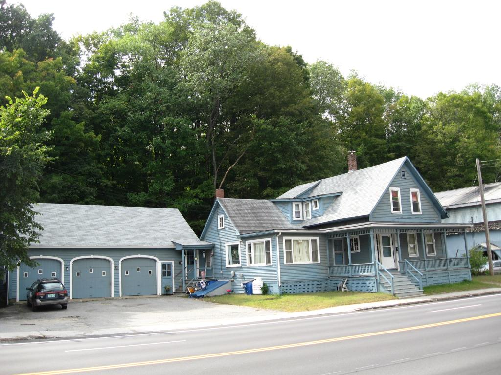 Springfield VT 05156Multi Family for sale $List Price is $107,000
