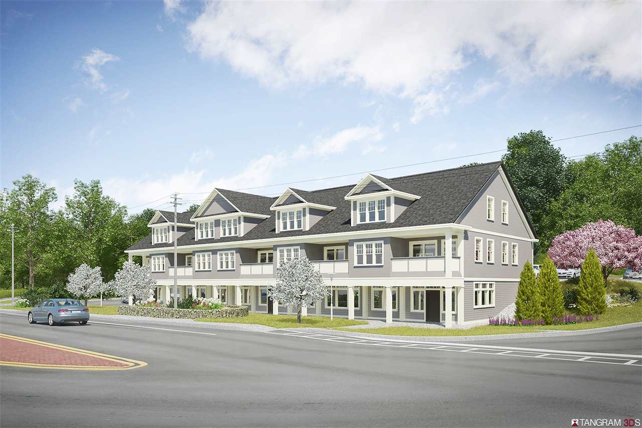 Welcome to Windsong Ledges, Kittery's newest luxury mixed-use development. This street level commercial unit is located in the heart of Kittery Foreside.  Commercial space totaling 4484 square feet can be used as one unit or divided up to 3 units of 1474 square feet each.  Great street frontage along busy State Rd (Rt. 1) in Kittery with walking access from local markets/Foreside, Kittery's award-winning restaurants and Portsmouth's vibrant downtown.  Ample parking & excellent visibility in a rapidly growing environment.