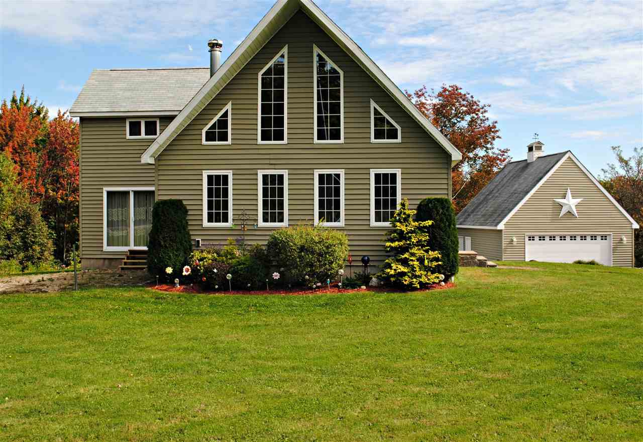 Residential homes and real estate for sale in whitingham for Cost of building a house in vermont