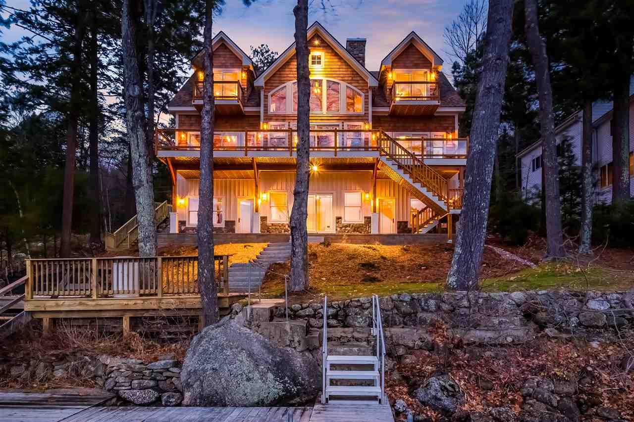 MEREDITH NH  Home for sale $1,895,000