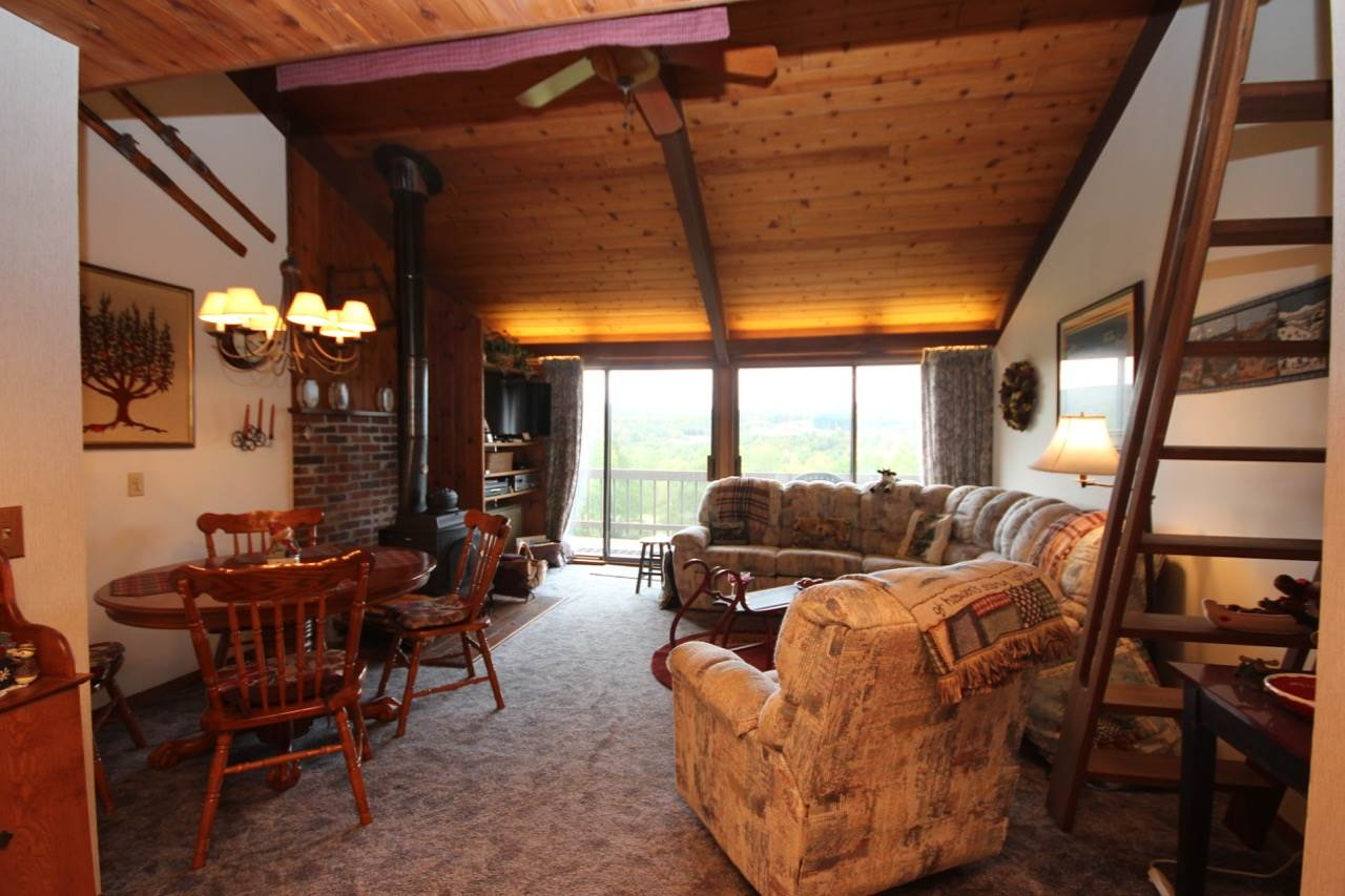 WEST WINDSOR VT Condo for sale $$120,000 | $100 per sq.ft.