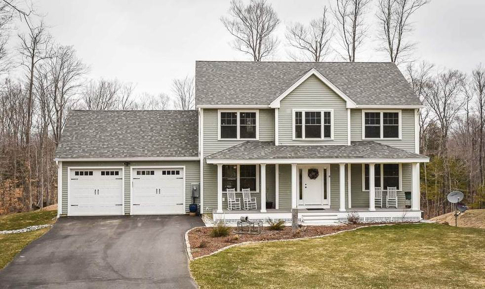 DEERFIELD NH Home for sale $$359,900 | $177 per sq.ft.