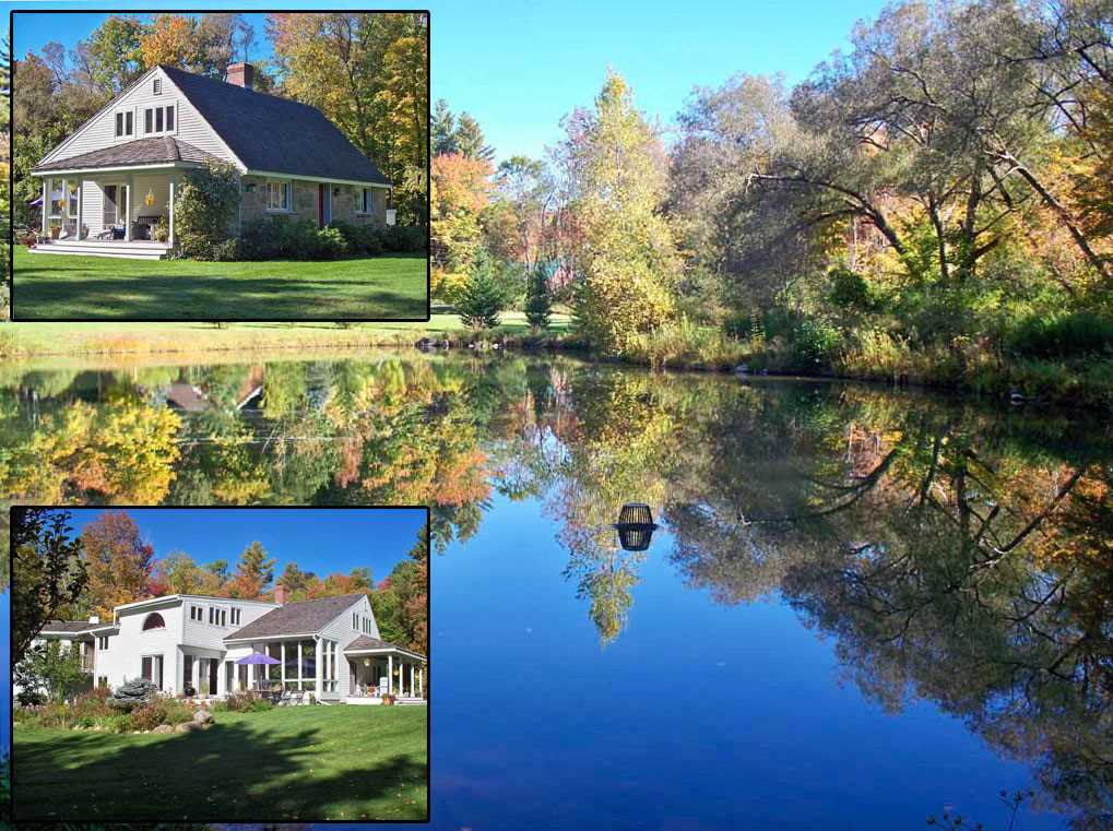 CHITTENDEN VT Lake House for sale $$425,000 | $148 per sq.ft.