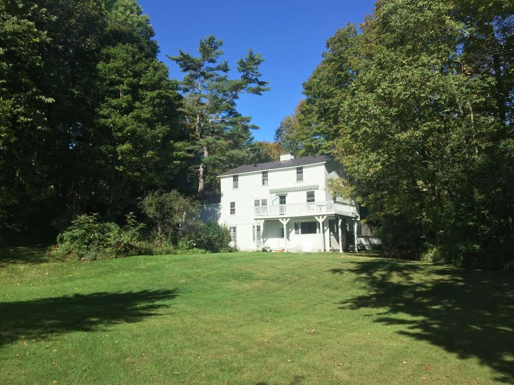 NORWICH VT Lake House for sale $$515,000 | $162 per sq.ft.