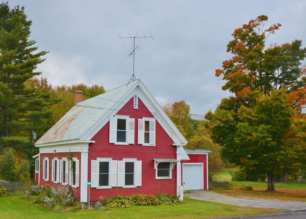 WOODSTOCK VT Home for sale $$184,500 | $144 per sq.ft.
