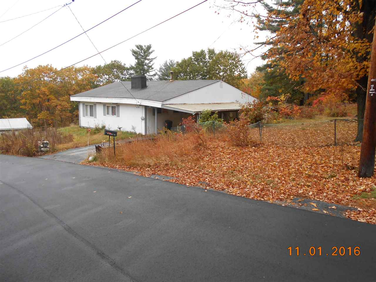 CHARLESTOWN NH Home for sale $$59,000 | $41 per sq.ft.