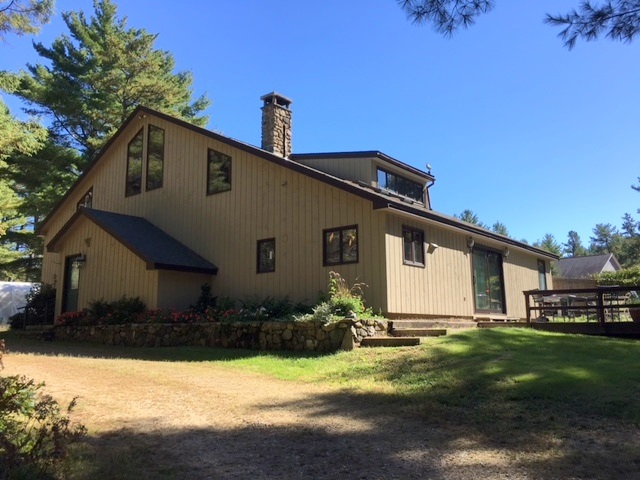 VILLAGE OF WEST OSSIPEE IN TOWN OF OSSIPEE NH  Home for sale $395,000
