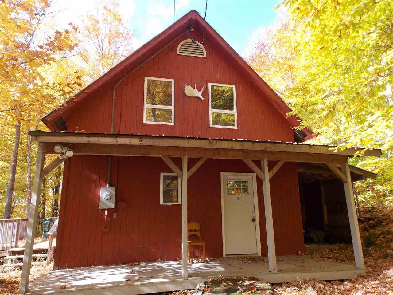 243 Camp Road, Burke, VT 05832