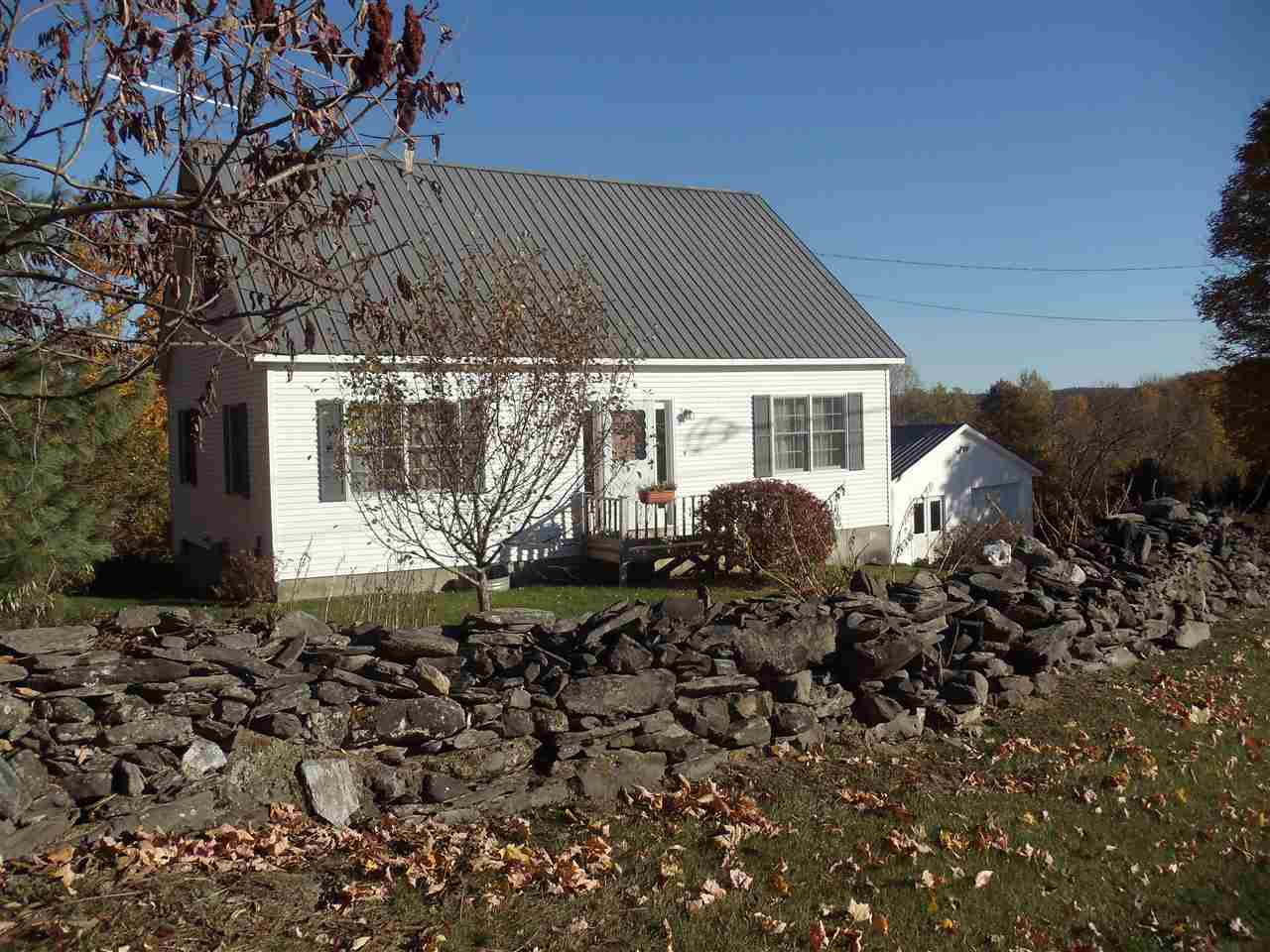 BRAINTREE VT Lake House for sale $$259,500 | $161 per sq.ft.