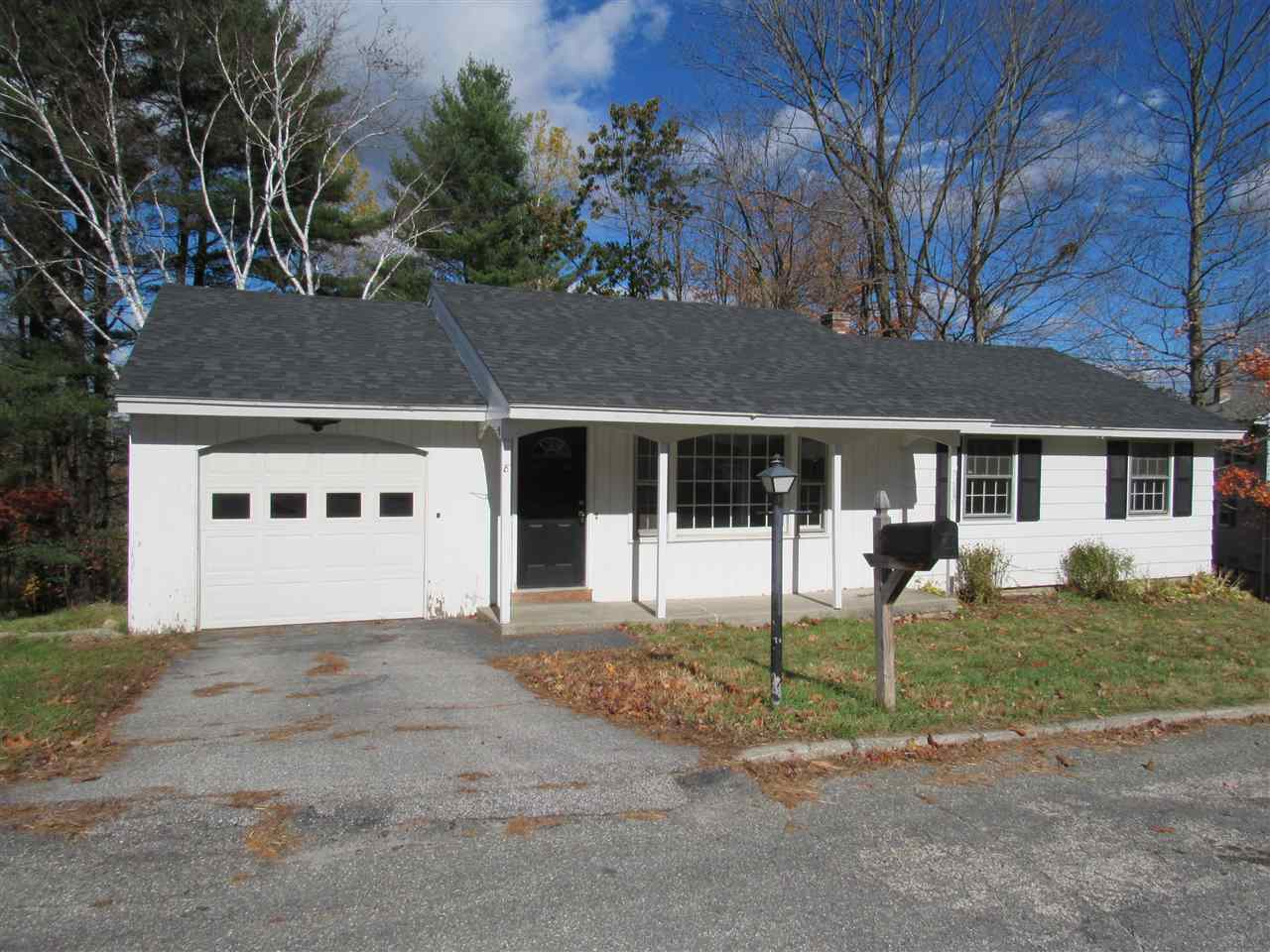 Claremont NH 03743 Home for sale $List Price is $109,900
