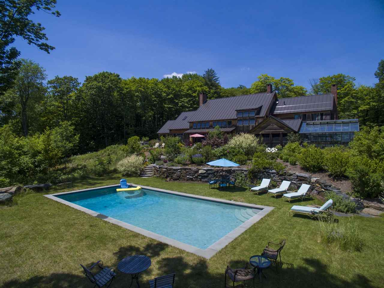 PINE HILL FARM This completely custom very...