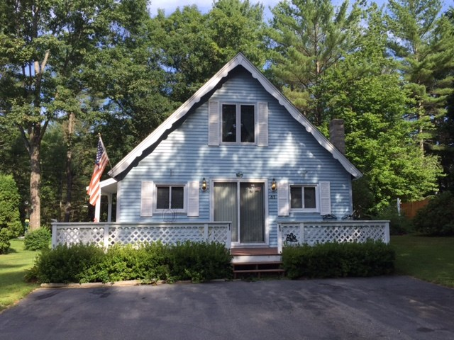 Moultonborough NH Home for sale $List Price is $132,500