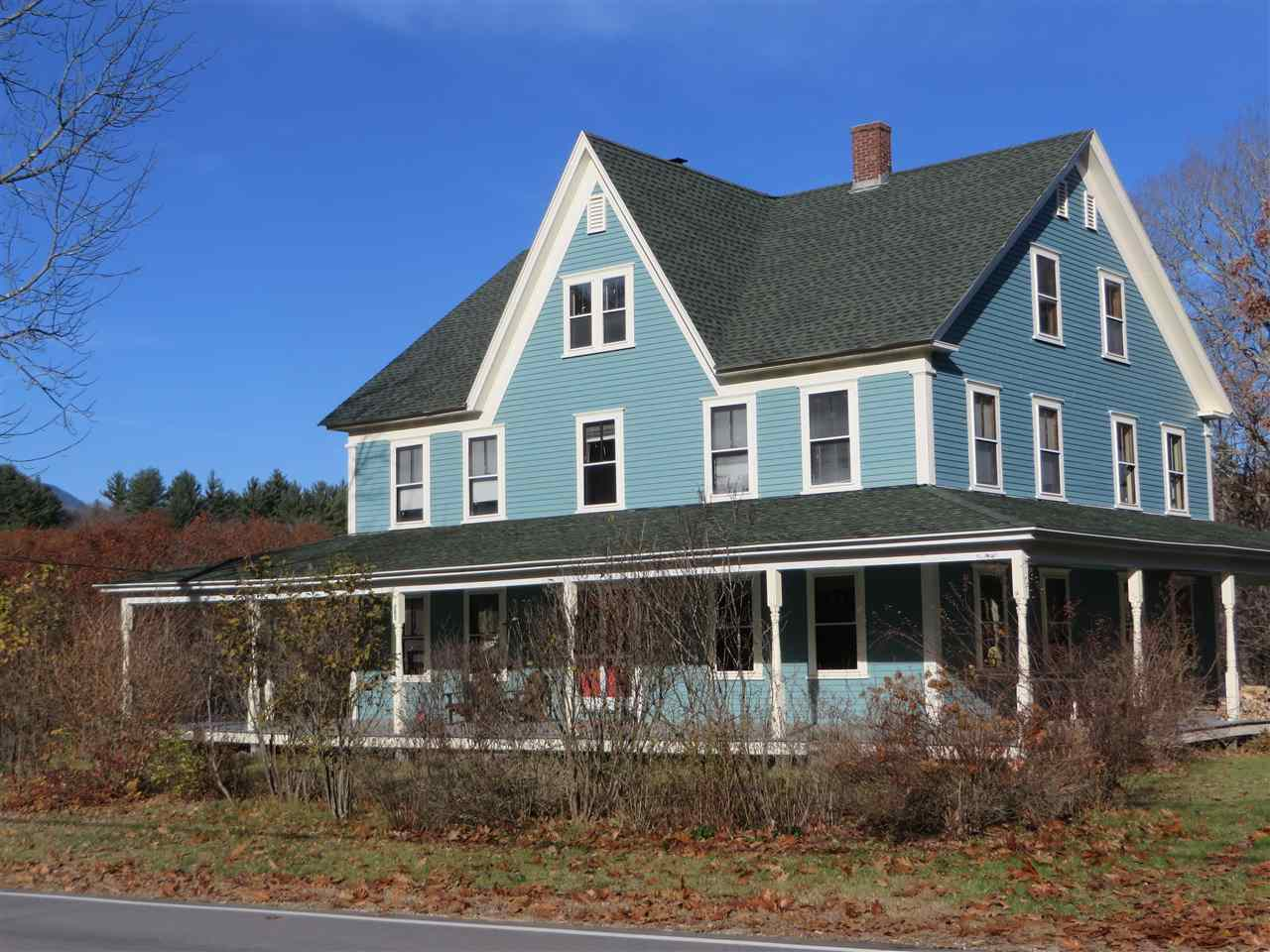 VILLAGE OF NORTH SANDWICH IN TOWN OF SANDWICH NH Homes for sale